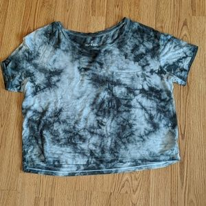 Cropped Baggy T-shirt